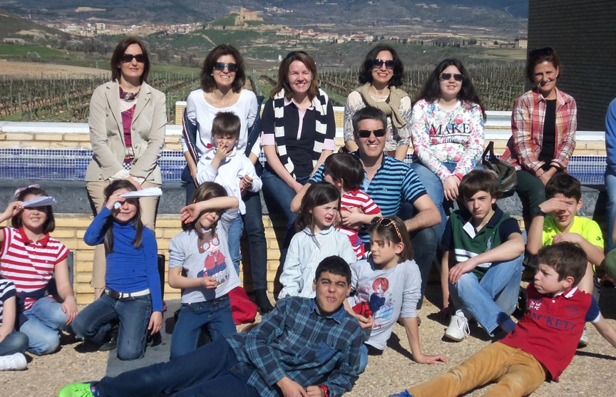 Excursión familiar a Nalda